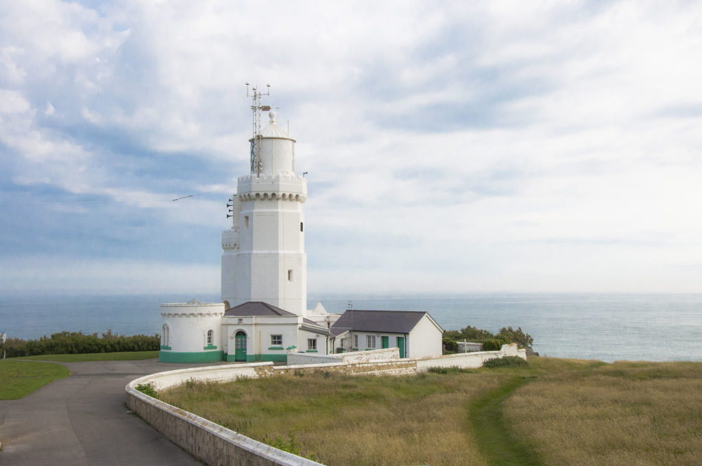 St Catherines Lighthouse Isle of Wight