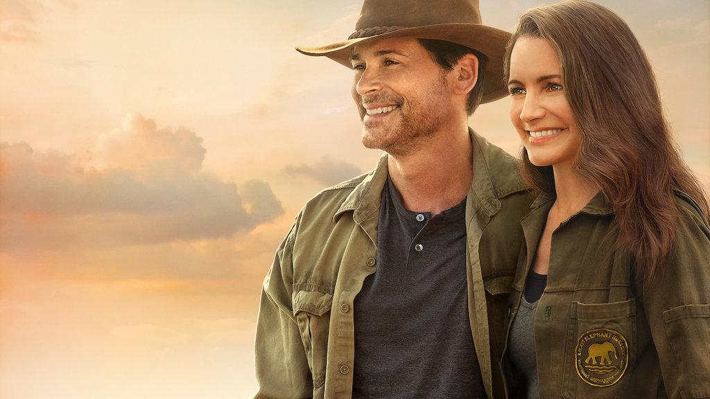 Świąteczne komedie romantyczne Netflixa Hoiday in the Wild